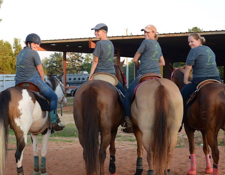 Equestrian Team Names iron on transfers